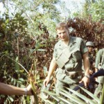 Clearing Operation south of Loc Hoa 1971