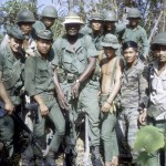 Operation with Phi Long's Platoon 1971
